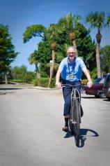 "6'10"" Dan Anderson test riding the Titanium DirtySixer."