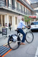 "6'8"" Adam Walker at the NBA All Star Weekend in New Orleans on the new Steel DirtySixer."