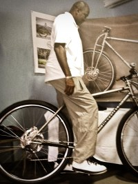 "6'10"" Moses Malone (RIP)."